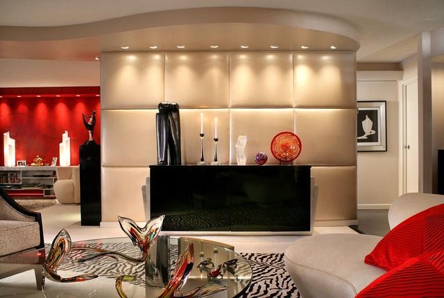 Karla Trincanello, NJ CID, ASID Allied contemporary-living-room
