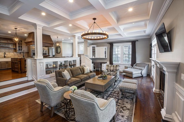 living room houzz kate marker interiors transitional living room 10949