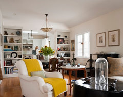 Katerina Tana Design eclectic-living-room