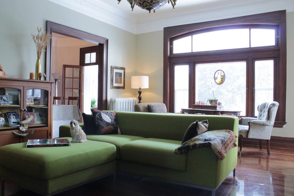 katherine westmount qc  traditional  living room