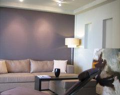 KCMdesigns transitional-living-room