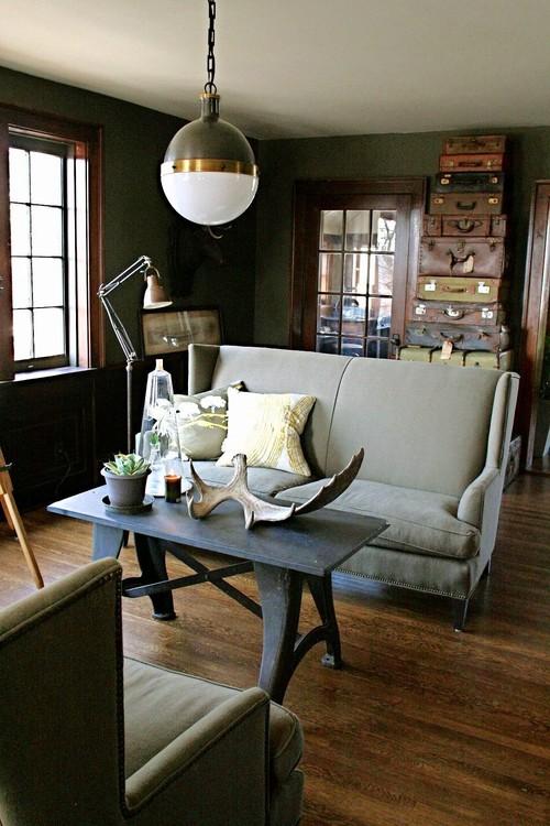 Keegan living room contemporary living room