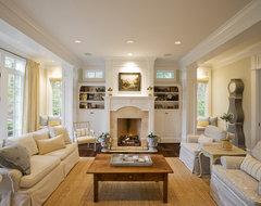 Kelok Home Lake Oswego traditional-living-room