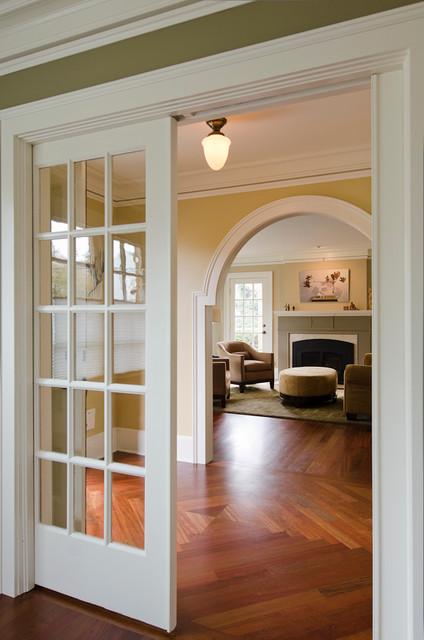 Kelsall residence traditional living room portland for Furniture kelsall