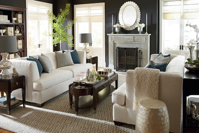 Kennedy Sofa by Bassett Furniture - Modern - Living Room ...