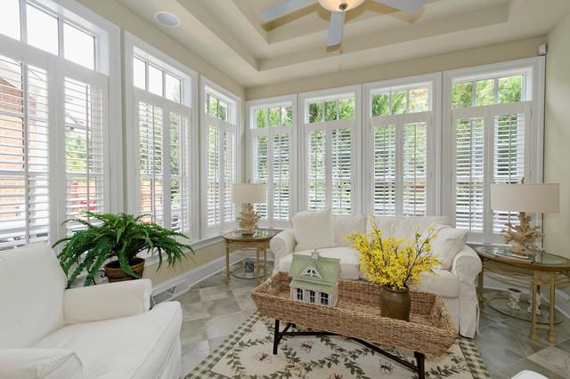 Kenridge English Garden Villas Traditional Living Room