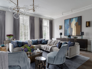 75 Beautiful Grey Living Room Pictures Ideas February 2021 Houzz Uk