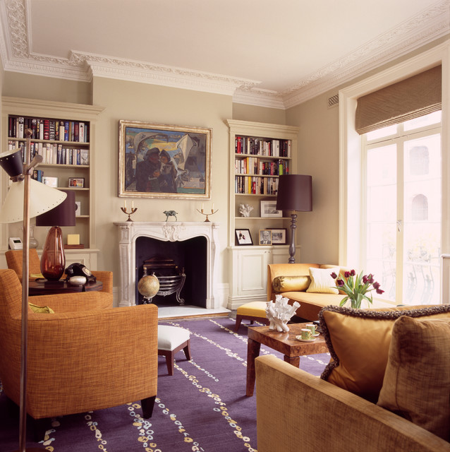 Houzz Home Design Ideas: Kensington Town House
