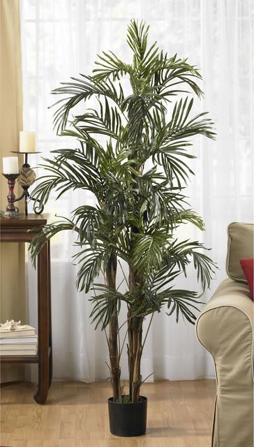 natural bedroom furniture palm tree trend home design
