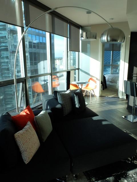 keynote condo calgary modern living room calgary
