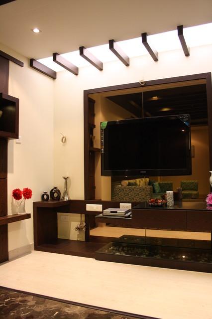 khaitan house contemporary-living-room
