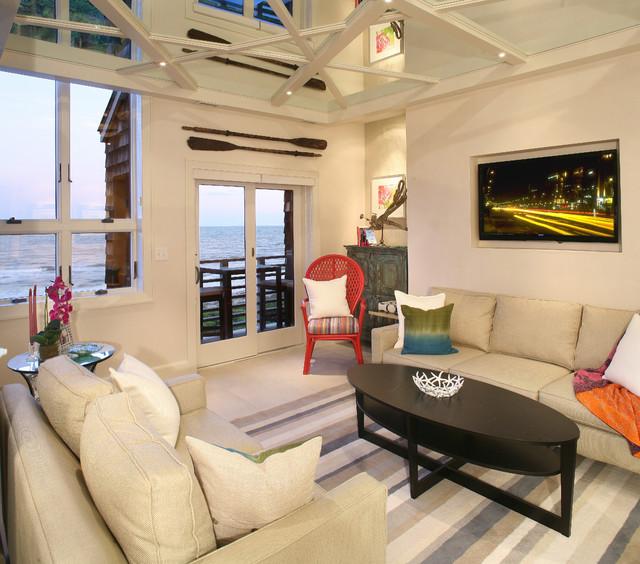 Florida Condo Living Room: Kiawah Island, SC Beachfront Condo