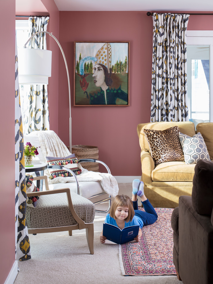 The Trick to Designing a Home That's Both Beautiful and Kid-Friendly