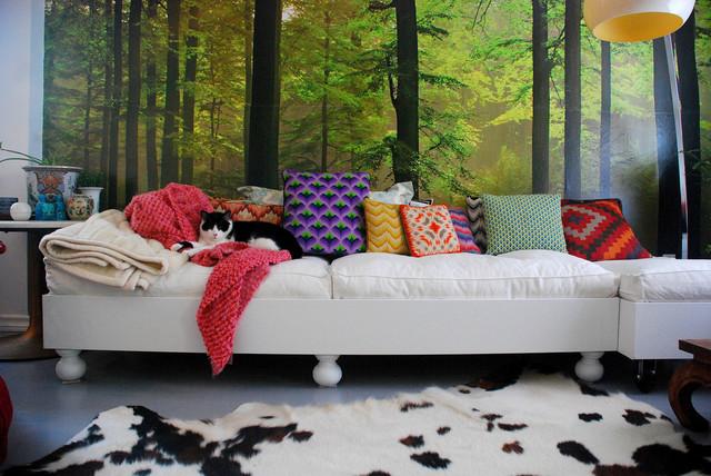 Kim Johnson- living room eclectic-living-room