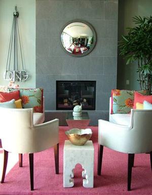 Kimberlee Jaynes eclectic-living-room