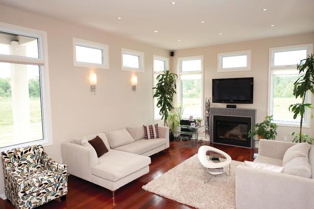 King Arthur House contemporary-living-room