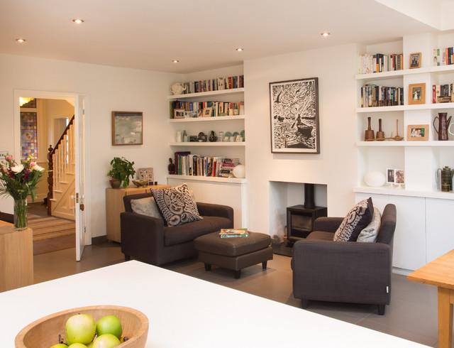 Kitchen extension in kingston upon thames for Kitchen design kingston