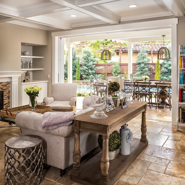 Family Friendly Kitchen Houzz: Kitchen/Family Room Remodel
