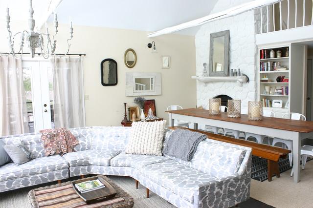 KitchenLab farmhouse-living-room