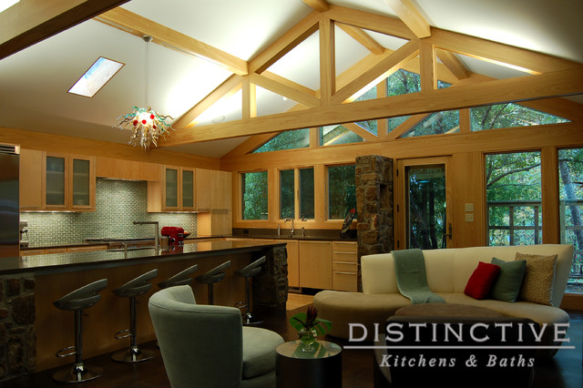 Kitchens modern-living-room