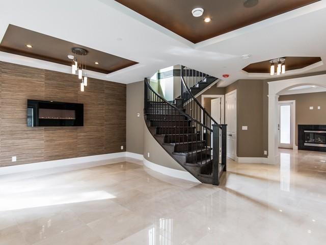 Kitsilano Home contemporary-living-room