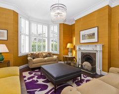 Knight Frank LTD contemporary-living-room