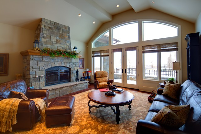 Knightsbridge Homes Projects Living Room Calgary By