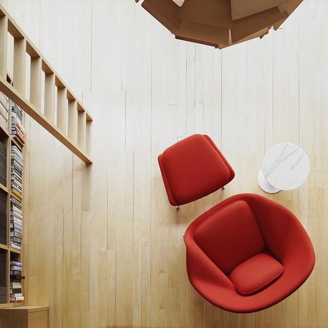 Knoll modern-living-room