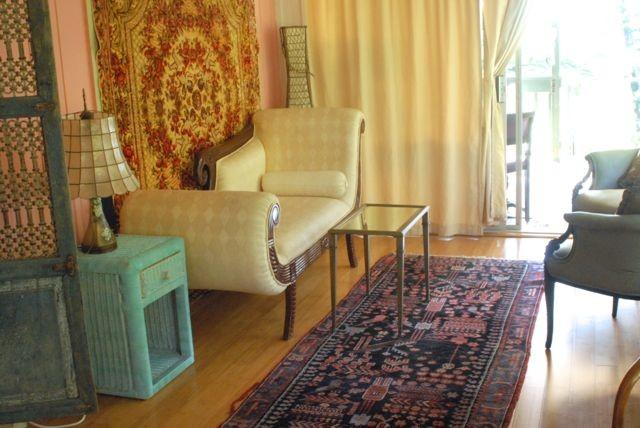 Kokomo Road Maui eclectic-living-room