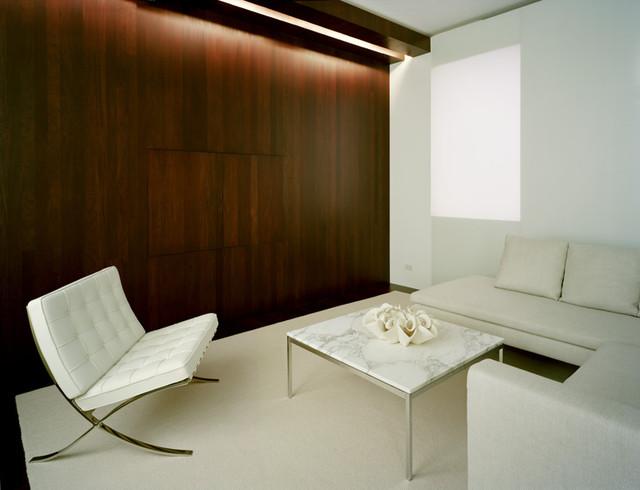 Kurkova Residence modern-living-room
