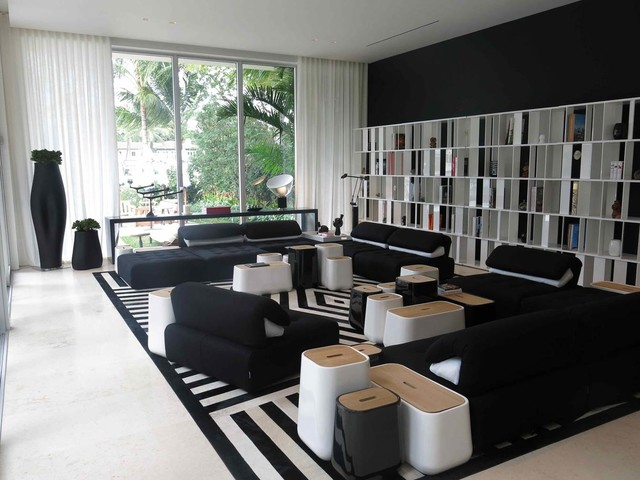 l 39 art de vivre modern living room philadelphia by roche bobois philadelphia. Black Bedroom Furniture Sets. Home Design Ideas