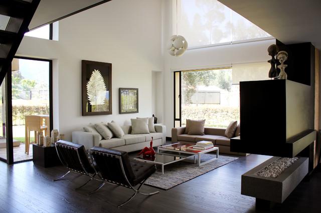 La Arborada De Cota Modern Living Room