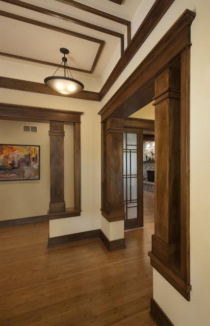 La Grange Park Residence traditional-living-room