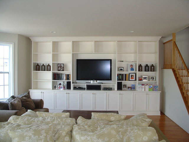 lacquer painted wall unit. Black Bedroom Furniture Sets. Home Design Ideas