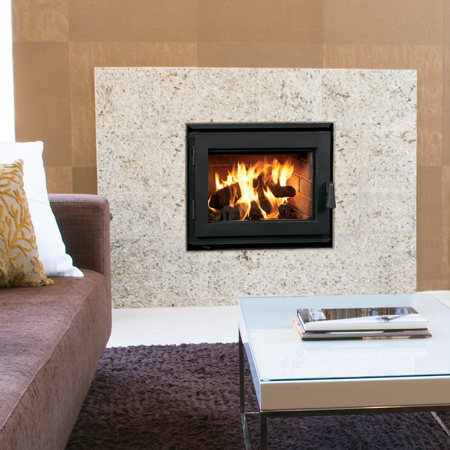 Ladera epa wood burning fireplace collection by astria for Astria fireplace