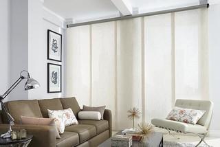 Lafayette Genesis Window Panels Panel Track Blinds