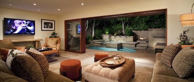 Laguna Beach Residence contemporary-living-room