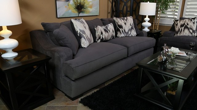 Laguna contemporary living room san diego by jerome 39 s furniture for Living room furniture san diego