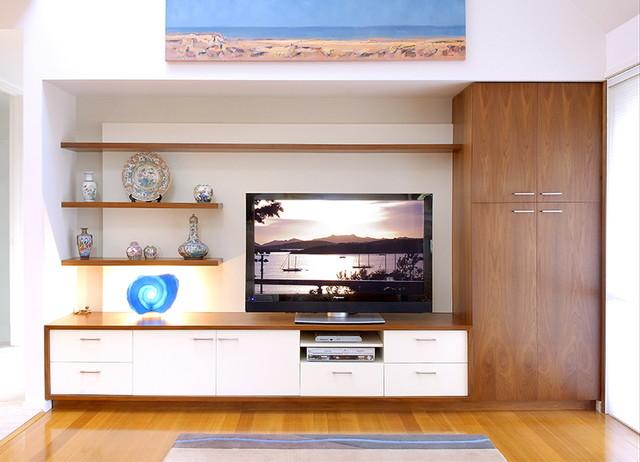 Laing residence modern living room melbourne by for Family room designs australia