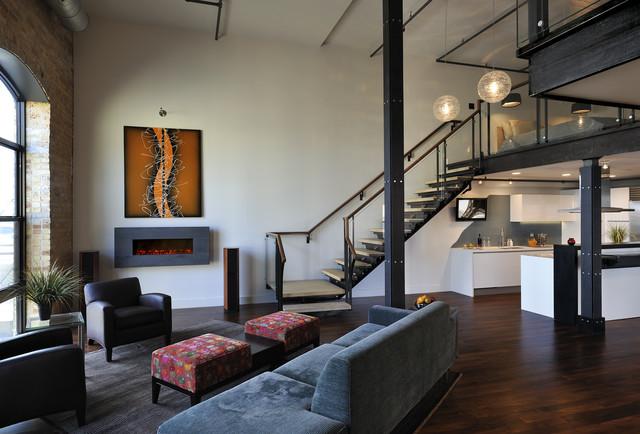 Loft Apartments - Magazine cover