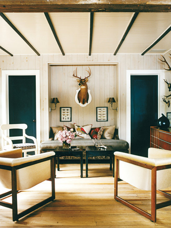 Deer Living Room Decor