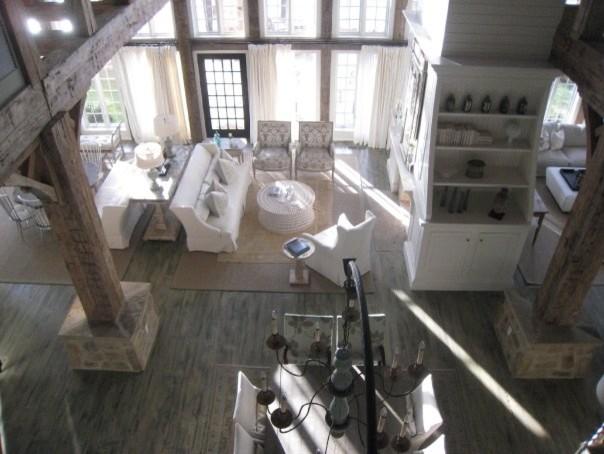 Living room - eclectic living room idea in Birmingham