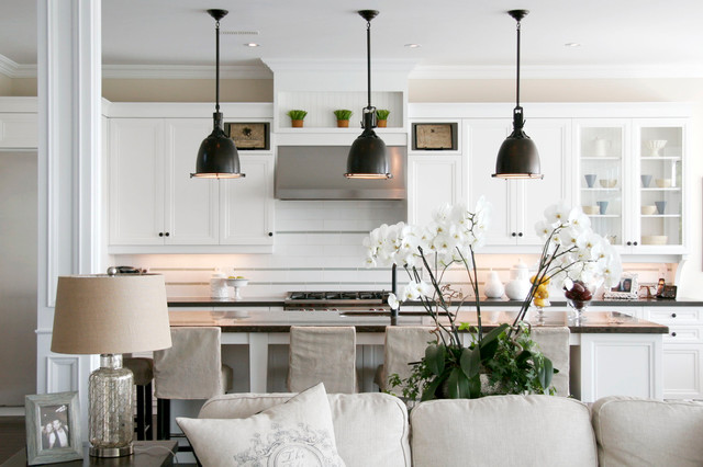 Barrie Residence traditional-kitchen