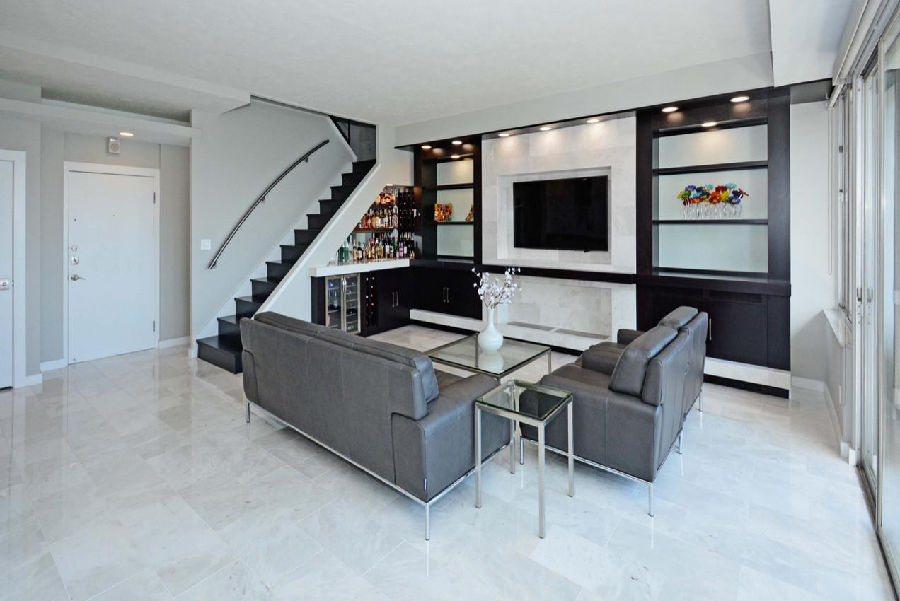 Floor Tiles Modern Living Room Houzz,Pottery Barn Kids Bedroom Set