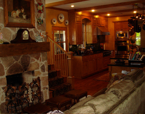 Lakewood Home In Dallas TX Traditional Living Room Dallas By Whigham