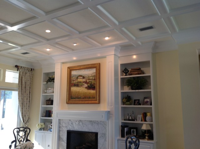 Lakewood Ranch Florida Traditional Living Room Other