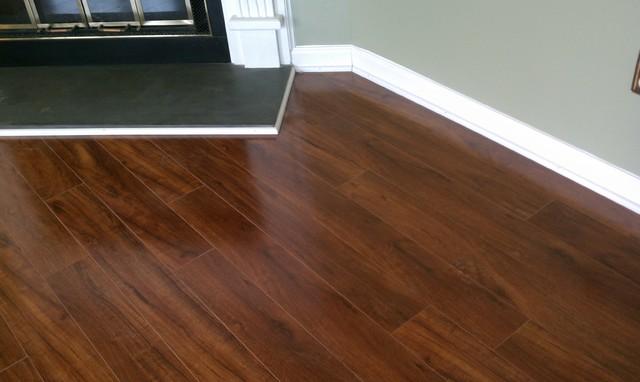 Laminate Flooring Living Room Raleigh By Remodeling Inc