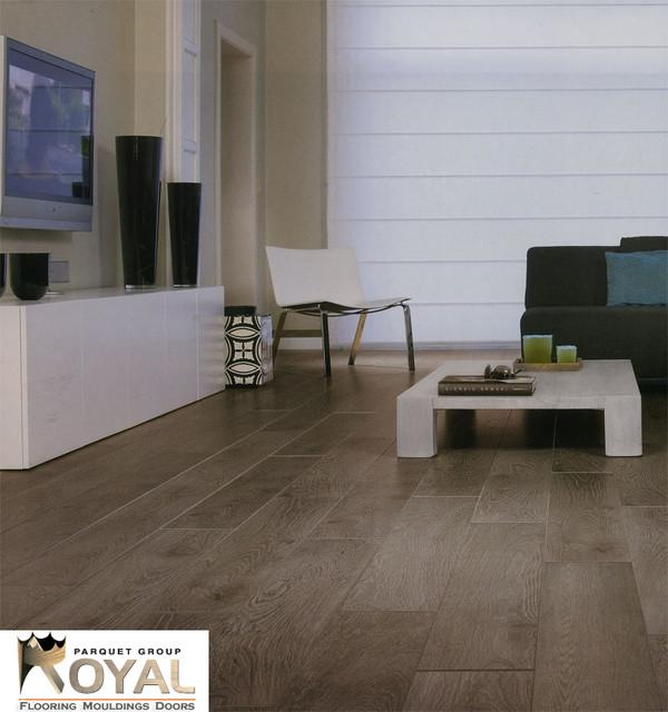 Laminate Flooring Portfolio Modern Living Room Los Angeles