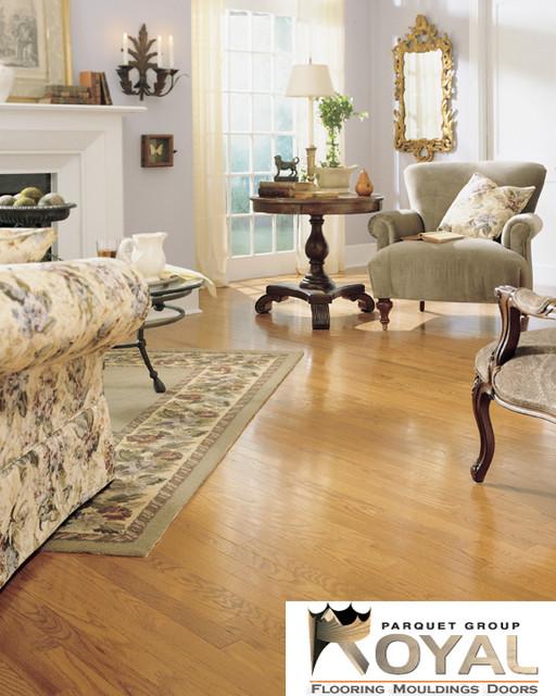 Laminate Flooring Portfolio Traditional Living Room