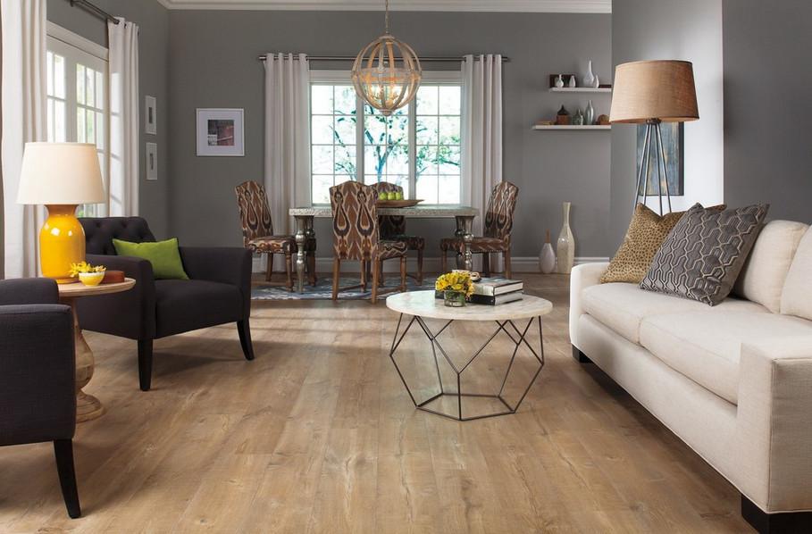Laminate Flooring Modern Living